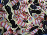 Vari calzini di sonno del cotone delle donne