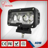indicatore luminoso del lavoro del CREE LED di 5inch 40W con l'obiettivo 4D