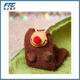 De Sokken van Kerstmis van de vacht/Kous voor Kinderen