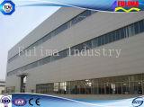 작업장 또는 창고 (SS-001)를 위한 Prefabricated 건물 강철 구조물