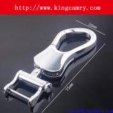 Крюк кнопки ключевого кольца металла крюка OEM щелчковый