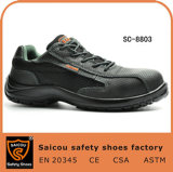 [برثبل] فولاذ إصبع قدم غطاء منافس من الوزن الخفيف [سبورتس] أمان أحذية [سك-8803]