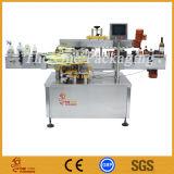 Máquina de etiquetas máquina de etiquetas lateral dobro