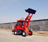Machine de démolition de terre Petit chargeur de roue à godet Équipement de construction de routes