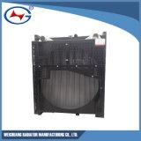 K12g351d: 디젤 엔진을%s 물 알루미늄 방열기