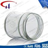 super weißes freies Glasglas des honig-350ml (CHJ8019)