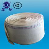 Положенный PVC плоский шланг трубы теплостойкmNs