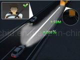 Bulbos H4 96W 9600lm del faro de la linterna de Philips LED del coche del poder más elevado G6