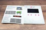 De VideoBrochure van de Levering 7inch LCD van de Fabriek van China