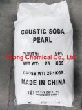 2016 Alta Pureza Naoh Soda Cáustica Alkali com preço baixo para fabrico de sabonetes