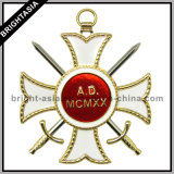 A polícia da alta qualidade Badge para as concessões militares (BYH-10722)