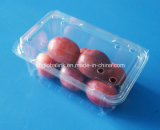 Blueberry StrawberryのためのクラムシェルBlister Disposable Plastic Blueberry Container Plastic Packing Container