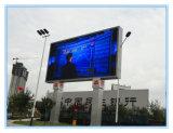 Tela de indicador video ao ar livre do diodo emissor de luz da cor P8 cheia para anunciar