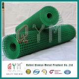 Le fil soudé à revêtement en PVC rouleau de filet/ Treillis Soudés Prix de rouleau