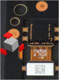 máquina em linha da marcação do laser da fibra do baixo preço 3D para o metal/a máquina laser plástico/de vidro