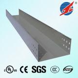 Pre-Galvanized Cable Trunking com UL e ISO9001