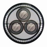 5kv-35kv Tape (TS) ou Wire (WS) Shielded Single & Multi-Conductor