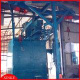Machine privée d'air à crochet de nettoyage de sable de petits bâtis