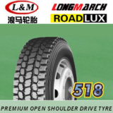 GroßhandelsPrices Chaoyang Longmarch Tires (13r22.5, 295/80R22.5)