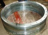 Bride en acier de boucle de support pour le gaz ou l'eau