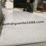 時機を得た配達中国の水晶白い大理石のタイル