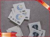 Contrassegno principale del contrassegno della stampa di qualità del cotone molle principale dell'indumento