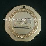 Medallas/medallones grandes de encargo de la aleación del cinc para las concesiones de las actividades