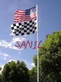 6m алюминиевый раздел флаг комплект Pole