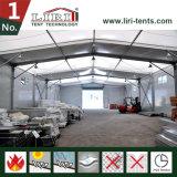 屋外の一時記憶域に使用する熱の屋根カバーテント