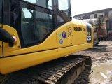 Excavador japonés usado muy bueno KOMATSU PC200-8 de la correa eslabonada hidráulica de las condiciones de trabajo para la venta