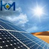 Vidro solar de baixa temperatura de refrigeração anti-reflexo para módulo fotovoltaico