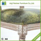 現代型の木の贅沢な食事の家具の椅子(ジル)