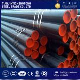 Tubulação de aço sem emenda e câmara de ar de ASTM A106 St52