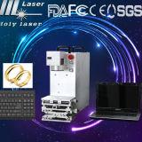 Mini machine d'inscription de laser de Portable