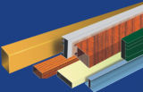 Profils En Aluminium de fluorocarbure