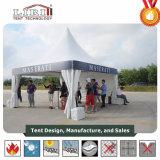 De openlucht Chinese Tent van Gazebo van de Hoed en de HandTent van Gazebo van de Assemblage
