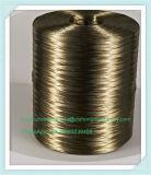 Vagueación continua de la fibra del basalto del buen fabricante, hilado que teje del basalto