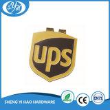 Nouveau design de haute qualité Logo de la société clips de métal