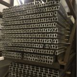 Profilo di alluminio di profilo di alluminio per Windows/portelli/il profilo della costruzione parete divisoria
