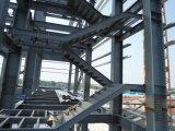 軽い鉄骨構造の倉庫の鉄骨構造の研修会(BYSS012204)