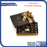 Bandeja de empacotamento personalizada do presente do chocolate com alguma forma