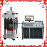 Machine de test axiale concrète de résistance à la pression