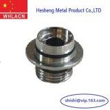moldeo de precisión de acero inoxidable de piezas de dispositivos médicos