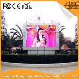 Mur polychrome de location de haute résolution de vidéo de P6.25 DEL