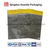 La Chine usine vêtement sac transparent d'alimentation de l'emballage avec une bonne qualité