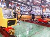 Brenngas-Flamme-Ausschnitt-Maschine 2X6m mehrfache Fackeln CNC-Oxy