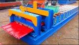 機械を形作るGalzedのタイル屋根のパネルロール