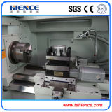 平床式トレーラーのタイプ自動CNCの回転旋盤の指定Ck6140A