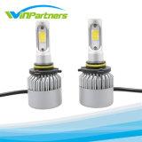 110W/Pair 차 LED 헤드라이트 장비 H11 옥수수 속 LED 맨 위 램프 전구 6000k 9600lm는 차를 위한 광선 Headlamp를 골라낸다