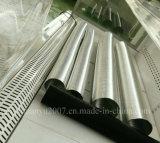 Tube de protection en aluminium ondulé résistant à la chaleur résistant